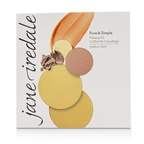Jane Iredale Pure & Simple Makeup Kit - # Medium Dark