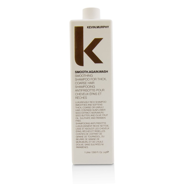 Kevin.Murphy Smooth.Again.Wash (Smoothing Shampoo - For Thick, Coarse Hair)