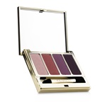 Clarins 4 Colour Eyeshadow Palette (Smoothing & Long Lasting) - #07 Lovely Rose