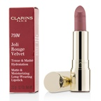 Clarins Joli Rouge Velvet (Matte & Moisturizing Long Wearing Lipstick) - # 759V Wood Berry
