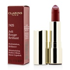 Clarins Joli Rouge Brillant (Moisturizing Perfect Shine Sheer Lipstick) - # 742S Joli Rouge