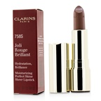 Clarins Joli Rouge Brillant (Moisturizing Perfect Shine Sheer Lipstick) - # 758S Sandy Pink