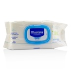Mustela Cleansing Wipes - Delicately Fragranced (For Normal Skin)