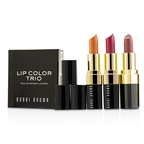 Bobbi Brown Lip Color Trio - #1 Salmon, #6 Pink, #22 Sandwash Pink