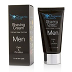The Organic Pharmacy Men Shaving Cream - Calm & Condition
