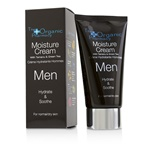 The Organic Pharmacy Men Moisture Cream - Hydrate & Soothe - For Normal & Dry Skin