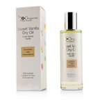 The Organic Pharmacy Sweet Vanilla Dry Oil - Multi-use For Face, Body & Hair