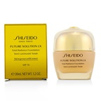 Shiseido Future Solution LX Total Radiance Foundation SPF15 - # Golden 3
