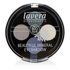 Lavera Beautiful Mineral Eyeshadow Quattro - # 08 Edgy Tones