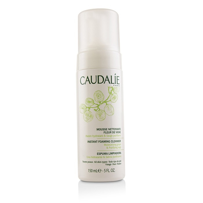 Caudalie Instant Foaming Cleanser - For All Skin Types