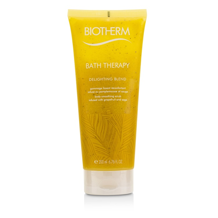 Biotherm Bath Therapy Delighting Blend Body Smoothing Scrub
