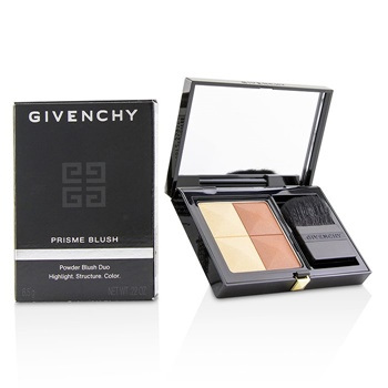 Givenchy Prisme Blush Powder Blush Duo - #09 African Earth