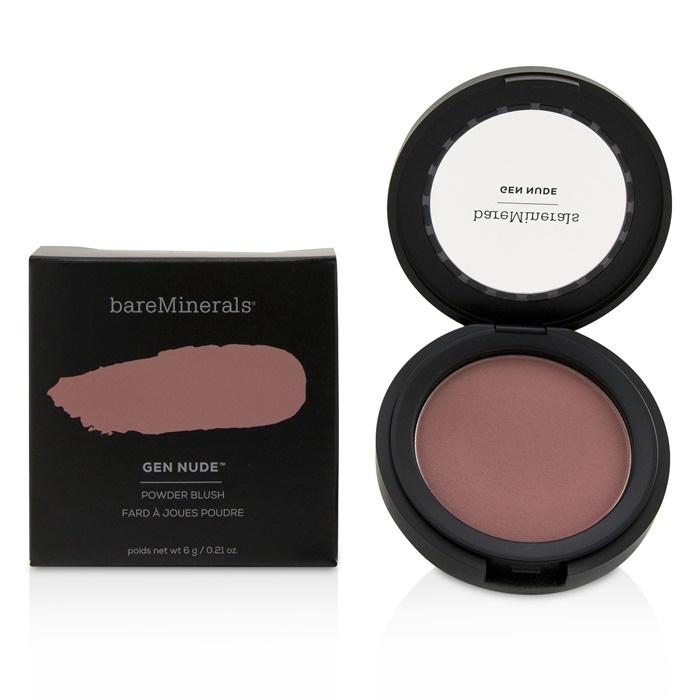 bareMinerals Gen Nude Powder Blush Pink Me Up 6g/.21oz New