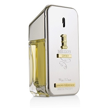 New Paco Rabanne One Million Lucky Edt Spray 50ml Perfume
