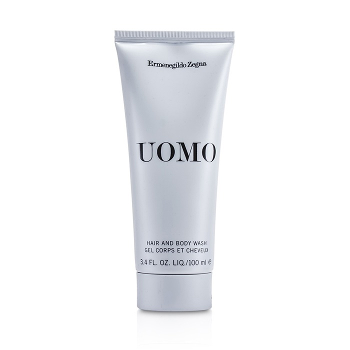 Ermenegildo Zegna Uomo Hair & Body Wash (Unboxed)