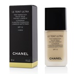 Chanel Le Teint Ultra Ultrawear Flawless Foundation Luminous Matte Finish SPF15 - # 10 Beige