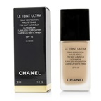 Chanel Le Teint Ultra Ultrawear Flawless Foundation Luminous Matte Finish SPF15 - # 30 Beige