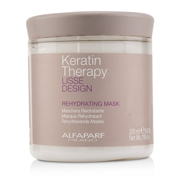 AlfaParf Lisse Design Keratin Therapy Rehydrating Mask