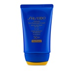 Shiseido Ultimate Sun Protection Cream WetForce For Face SPF 50+