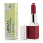 Clinique Pop Matte Lip Colour + Primer - # 12 Coral Pop