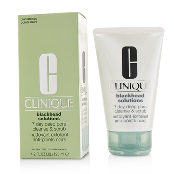Clinique Blackhead Solutions 7 Days Deep Pore Cleanse & Scrub