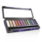 BYS Eyeshadow Palette (12x Eyeshadow, 2x Applicator) - Cosmic