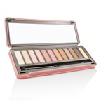 BYS Eyeshadow Palette (12x Eyeshadow, 2x Applicator) - Peach