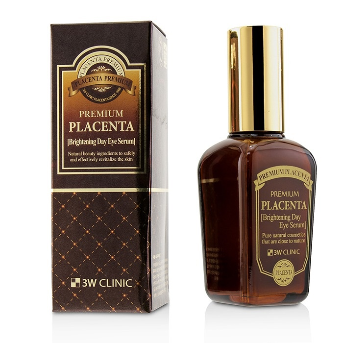 3W Clinic Premium Placenta Brightening Day Eye Serum