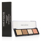 Make Up For Ever Pro Sculpting Palette 4 in 1 Face Contouring Palette - # 30 TaPro Sculpting Palette 4 in 1 Face Contouring Palette - # 30 Medium