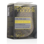 Tangle Teezer Compact Styler On-The-Go Detangling Hair Brush - # Glitter Gem