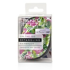 Tangle Teezer Compact Styler On-The-Go Detangling Hair Brush - # Skinny Dip Palm Print