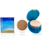 Shiseido UV Protective Compact Foundation SPF 36 (Case + Refill) - # SP40 Medium Ochre