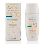 Avene Mineral Light Mattifying Sunscreen Face Lotion SPF 50+ - For Oily, Acne-Prone Skin