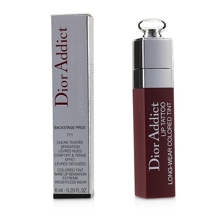5e039b043b Christian Dior Dior Addict Lip Tattoo - # 771 Natural Berry Makeup