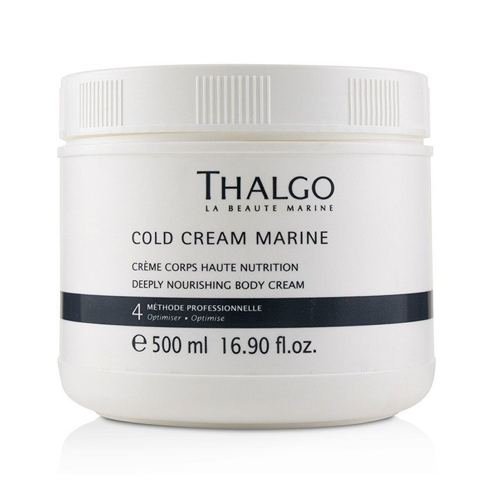 Thalgo Cold Cream Marine Deeply Nourishing Body Cream (Salon Size)