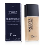 Christian Dior Diorskin Forever Undercover 24H Wear Full Coverage Water Based Foundation - # 010 Ivory