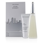 Issey Miyake L'Eau D'Issey Coffret : EDT Spray 100ml/3.3oz + Moisturising Body Cream 75ml/2.6oz