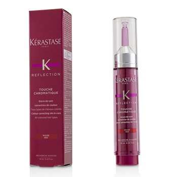Kerastase Reflection Touche Chromatique Colour Correcting Ink-In-Care - # Red (All Coloured Hair Types)