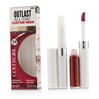 Covergirl Outlast All Day (Moisturizing Topcoat + Colorcoat) - # 840 Signature Scarlet