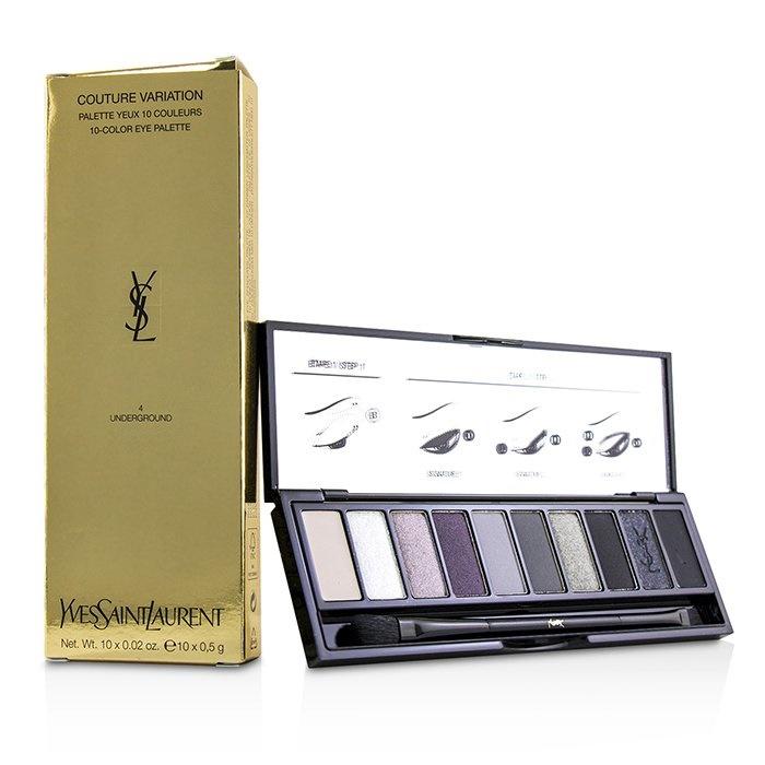c498f4da96b Yves Saint Laurent Couture Variation 10 Color Eye Palette - # 04  Underground. Loading zoom