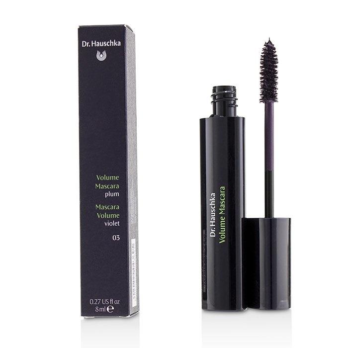 170b6177786 Dr. Hauschka Volume Mascara - # 03 Plum | The Beauty Club™ | Shop Makeup
