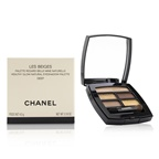 Chanel Les Beiges Healthy Glow Natural Eyeshadow Palette - # Deep