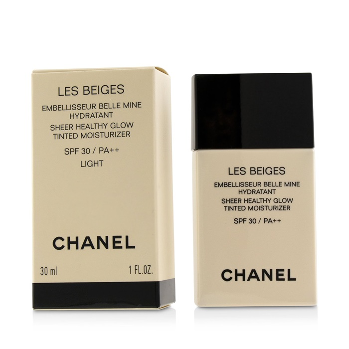 Chanel Les Beiges Sheer Healthy Glow Tinted Moisturizer SPF 30 - # Light