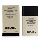 Chanel Les Beiges Sheer Healthy Glow Tinted Moisturizer SPF 30 - # Medium Light