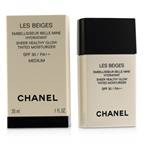 Chanel Les Beiges Sheer Healthy Glow Tinted Moisturizer SPF 30 - # Medium