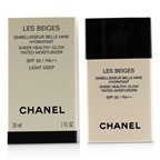 Chanel Les Beiges Sheer Healthy Glow Tinted Moisturizer SPF 30 - # Light Deep