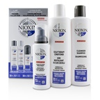 Nioxin 3D Care System Kit 6 - For Chemically Treated Hair, Progressed Thinning