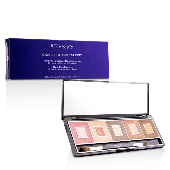 By Terry Game Lighter Palette - #2 Pixie Nude