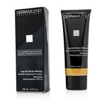 Dermablend Leg and Body Makeup Buildable Liquid Body Foundation Sunscreen Broad Spectrum SPF 25 - Medium Golden 40W (Exp. Date 10/2018)