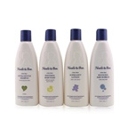 Noodle & Boo Family Fun Pack: Extra Gentle Shampoo + Super Soft Lotion + Smoothing Body Wash + Bouncing Baby Bubbles